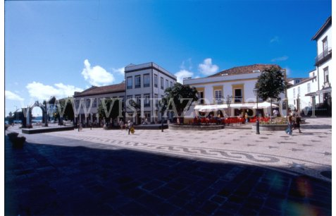 Historic Center of Ponta Delgada